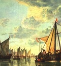 CUYP Aelbert The Maas At Dordrecht