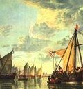 CUYP Aelbert The Maas At Dordrecht