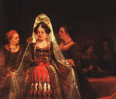 GELDER Aert de The Jewish Bride
