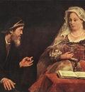 GELDER Aert de Esther And Mordecai