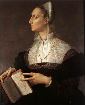 Bronzino Laura Battiferri