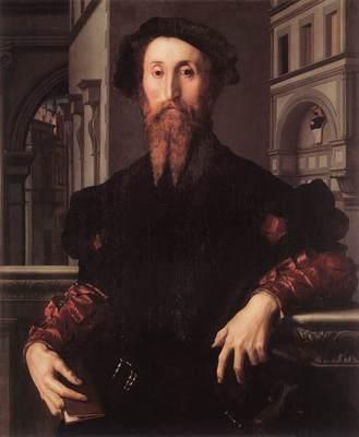 Bronzino Portrait of Bartolomeo Panciatichi