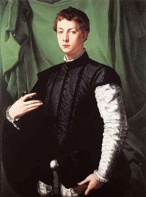Bronzino Portrait of Ludovico Capponi