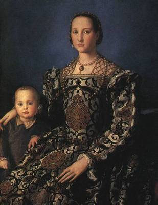 Eleonora of Toledo and son EUR