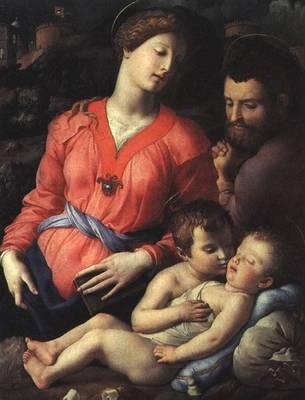 Panciatichi holy family EUR