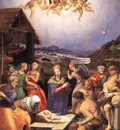 Adoration of shepherds EUR