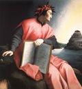 BRONZINO Agnolo Allegorical Portrait Of Dante