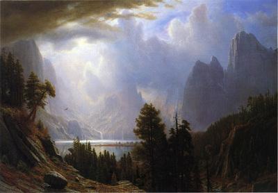 Bierstadt Albert Landscape