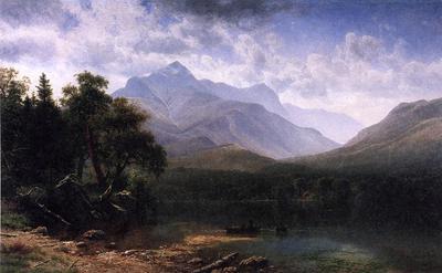 Bierstadt Albert Mount Washington