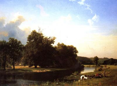 Bierstadt Albert Westphalia