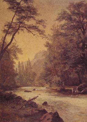 Lower Yosemite Valley