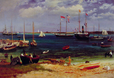 nassau harbor after