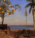 Bierstadt Albert A View in the Bahamas