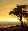 Bierstadt Albert California Coast