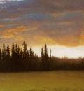 Bierstadt Albert California Sunset