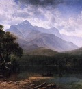 Bierstadt Albert Mount Washington