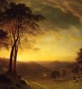 Bierstadt Albert Sacramento River Valley