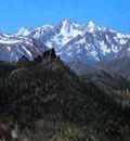 Bierstadt Albert Sierra Nevada aka From the Head of the Carson River