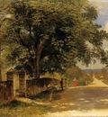 Bierstadt Albert Street in Nassau