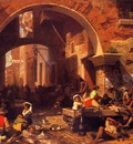 Bierstadt Albert The Portico of Octavia