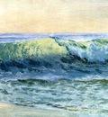 Bierstadt Albert The Wave