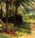 Bierstadt Albert Tropical Landscape