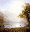 Bierstadt Albert Valley in Kings Canyon