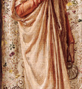 Standing Female Figure Holding a Vase