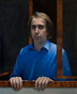 2008 José OsL 81.2 x 66.2 cm