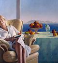 2009 La dama del MediterrĀneo OsL 135x165 cm