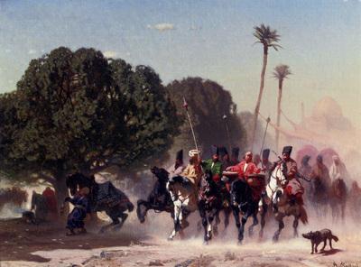 Pasini Alberto The Horse Guard