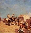 Pasini Alberto An Arab Encampment