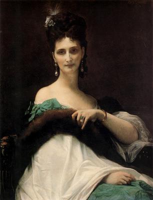 Cabanel La Comtesse de Keller