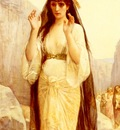 Cabanel Alexandre The Daughter Of Jephthah