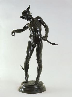 Perseus Arming