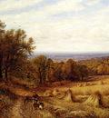 Glendening Alfred Augustus Harvest Time