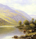 Glendening Alfred Augustus Near Capel Curig North Wales