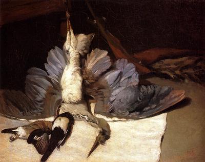 Sisley Alfred The Heron