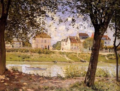 Sisley Alfred Villeneuve la Garenne