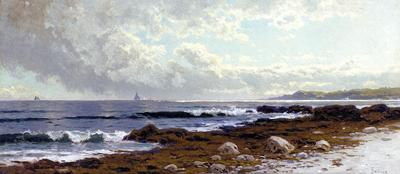 Bricher Alfred Thompson Along the Coast