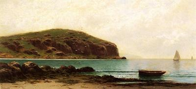 Bricher Alfred Thompson Coastal View