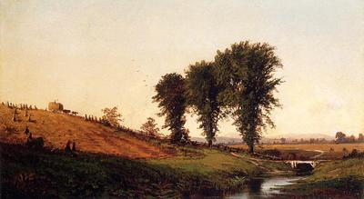 Bricher Alfred Thompson Haying