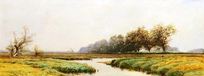 Bricher Alfred Thompson Newburyport Marshes