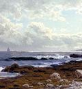 Bricher Alfred Thompson Along the Coast