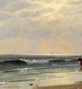 Bricher Alfred Thompson At the Shore