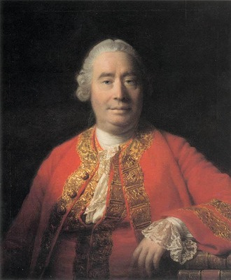 RAMSAY Allan Portrait Of David Hume