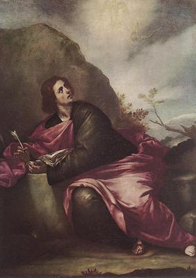 CANO Alonso St John The Evangelist On Pathmos