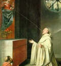 CANO Alonso The Vision Of St Bernard
