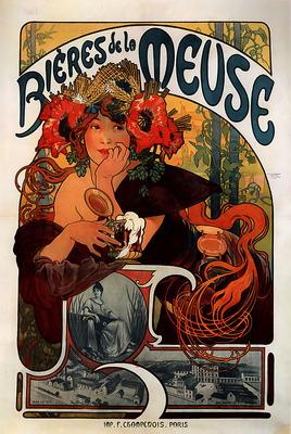 Bieres de la Meuse 1897 104 5x154 5cm