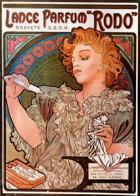 Lance Parfum Rodo 1896 32x44 5cm
